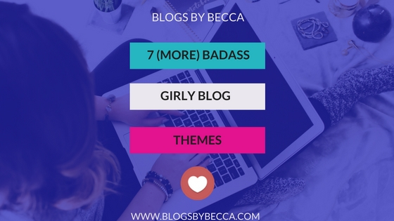 7 (More) Badass Themes for Lady Bosses