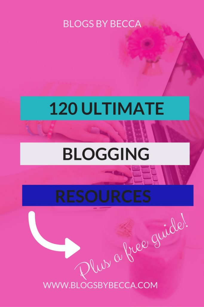 120 Ultimate Blogging Resources to Rock Your Blog. Amazing blog tips and tricks. Monetization, promotion, beginners or advanced, social media, opt-ins, themes, plugins...you name it, it's on here.